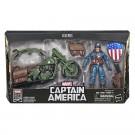 Marvel Legends Deluxe Captain America & Motorcycle