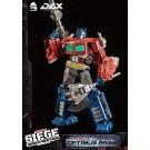 Transformers War For Cybertron Siege Deluxe Optimus Prime By Threezero