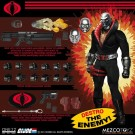 Mezco One:12 Collective Destro G.I.Joe Action Figure