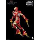 Avengers: Infinity Saga DLX Iron Man Mark 43 1/12 Scale Figure by Threezero