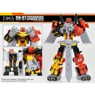 DNA Design DK-07 Predaking Upgrade Kit