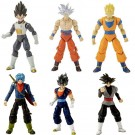 Bandai Dragon Ball Dragon Stars Broly Build A Figure Set of 6