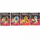 Transformers G1 Reissue Minibot Set of 4 Inc Bumblebee