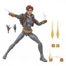 Marvel Legends Black Widow Grey Suit Exclusive Action Figure