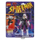 Marvel Legends Spider-Man Retro Black Cat Action Figure