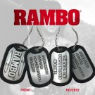 Rambo Dog Tags By FaNaTtik