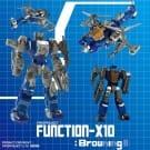 Función de Fansproject X dorado II