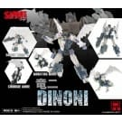 Fansproject Saurus Ryu Oh Dinoni