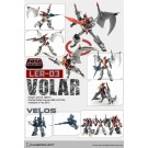 FANSPROJECT- LOST EXO REALM - LER-03 VOLAR & VELOS