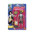 Bill & Ted's Excellent Adventure Ted Theodore Logan Action Figure