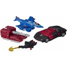 Transformers Siege Firestormers Slamdance & G2 Sideswipe