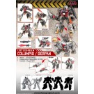 FANSPROJECT LOST EXO REALM - LER-01 COLUMPIO & DREPAN