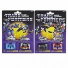 Transformers G1 Reissue 2 Pack Set of 2 Ravage, Rumble, Frenzy, Laserbeak
