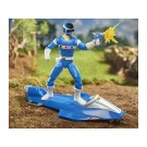 Power Rangers Lightning Collection Blue Ranger and Galaxy Glider Deluxe Action Figure