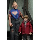 The Goonies Sloth & Chunk 8 Inch Clothed Action Figure 2 Pack
