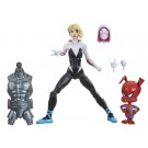 Marvel Legends Into The Spiderverse Gwen Stacy and Spider-Ham