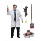 NECA Re-Animator Herbert West Fully Clothed Action Figure
