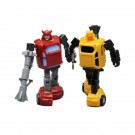 Mech Planet HS-15 & HS16 Mini Car Set of 2