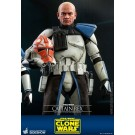 Hot Toys Star Wars Captain Rex 1/6 Scale Clone Wars Figure