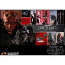 Hot Toys Star Wars Darth Maul & Sith Speeder 1/6th Scale Action Figure