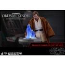 Hot Toys Deluxe Obi Wan Kenobi 1/6th Scale Star Wars Figure
