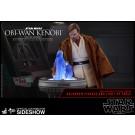 Hot Toys Deluxe Obi Wan Kenobi 1/6th Scale Star Wars Figure