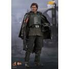 Juguetes calientes Han Solo Mudtrooper Star Wars A Solo historia escala 1/6 figura