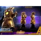 Hot Toys Avengers Infinity War 1/4 Scale Infinity Gauntlet Prop Replica