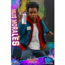 Hot Toys Miles Morales Into The Spiderverse 1/6th Scale Figure