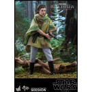 Hot Toys Star Wars Return Of The Jedi Princess Leia 1/6 Scale Figure
