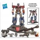 Hot Toys Asia Exclusive Optimus Prime Megatron Version