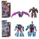 Transformers Siege Micromasters Ratbat & Frenzy / Power Punch & Direct Hit Set