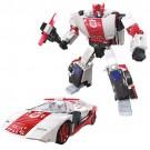 Transformers War para Cybertron Siege Deluxe alerta roja