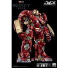Avengers: Age of Ultron Infinity Saga DLX Iron Man Mark 44 Hulkbuster 1/12 Scale Figure by Threezero