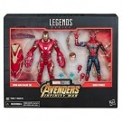 Marvel Legends 80th Anniversary Iron Spider & Iron Man 2 Pack