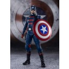 The Falcon and the Winter Soldier S.H. Figuarts Captain America (John F. Walker) Action Figure