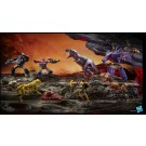 Transformers War For Cybertron Kingdom Wave 1 Set of 10