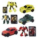 Transformers Titans Return Legends Brawn Bumblebee & Roadburn