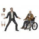 Marvel Legends Logan and Charles 2 Pack 1 PER CUSTOMER