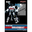 Maketoys MTRM-09R Downbeat Premiun Version