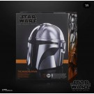 Star Wars The Black Series El Casco Electrónico Mandalorian