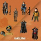 Star Wars The Retro Collection The Mandalorian Set of 7