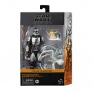 Star Wars The Black Series The Mandalorian with Grogu and Ice Spider Deluxe Action Figure Set