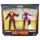 Marvel Legends Ant-Man y aguijón 2 Pack exclusivo