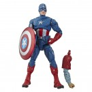 Marvel Legends Avengers Wave 3 Endgame Flashback Captain America