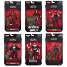Marvel Legends Netflix Set of 6 Man Thing Build A Figure