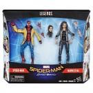 Marvel Legends Spider-Man Homecoming Spidey & MJ 2 Pack
