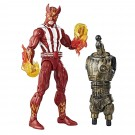 Marvel Legends X-Men Sunfire brujo onda