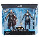 Marvel Legends Thor Ragnarok Thor & Valkyrie 2 Pack