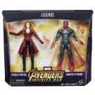 Marvel Legends Vision & Scarlet Witch 2 Pack Exclusive